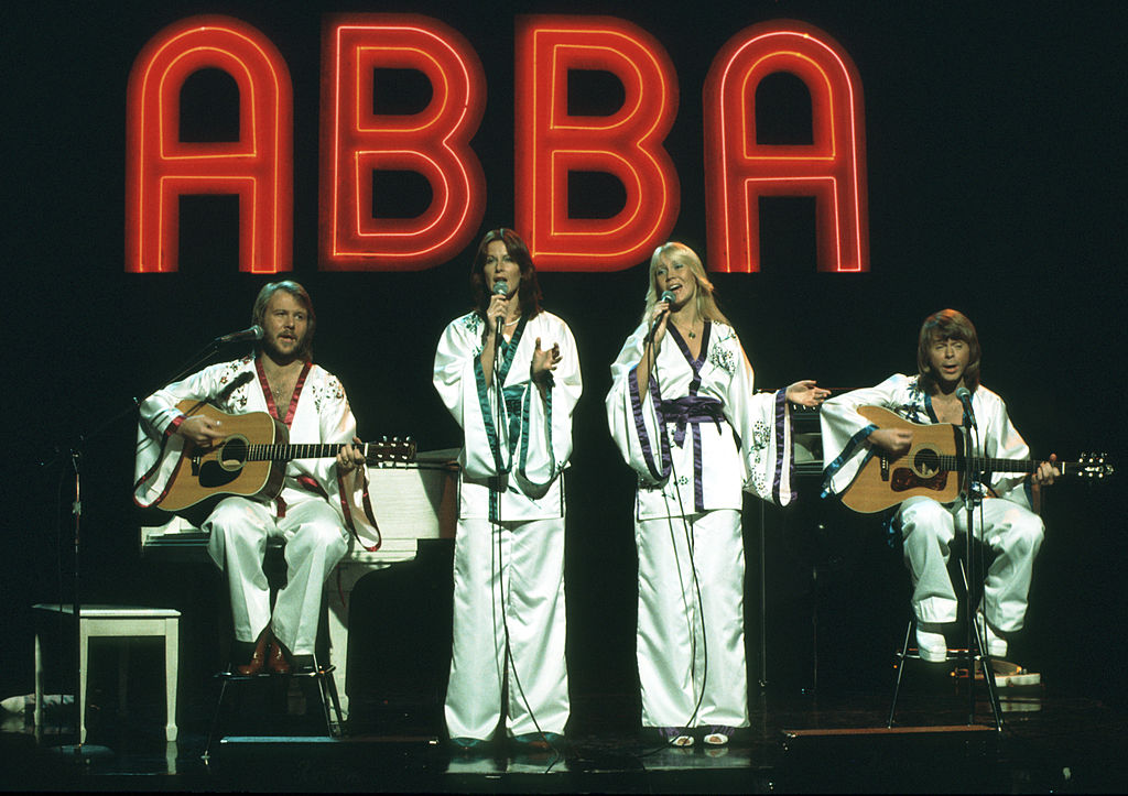 ABBA is back with new music and an upcoming motion capture concert