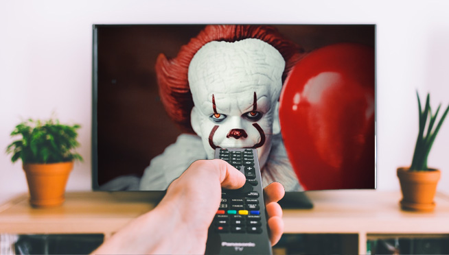 Get paid $1300 to watch 13 Stephen King movies… Worth it?