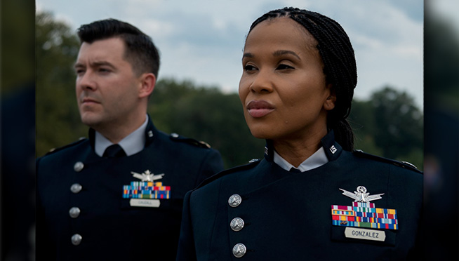 Space Force shows off new prototype uniforms… Do you like 'em??