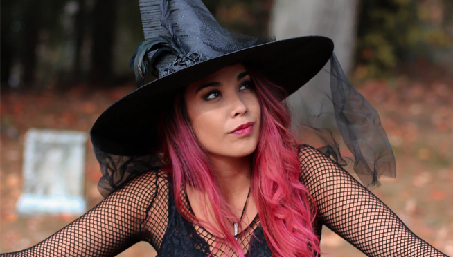 The most popular Halloween costume in Illinois is a witch