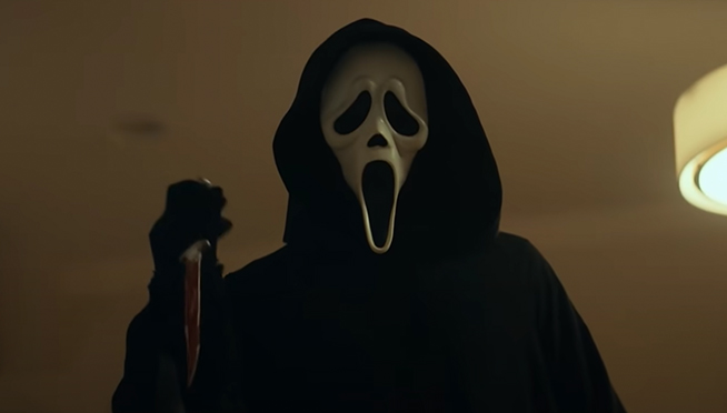 First Scream Trailer just dropped