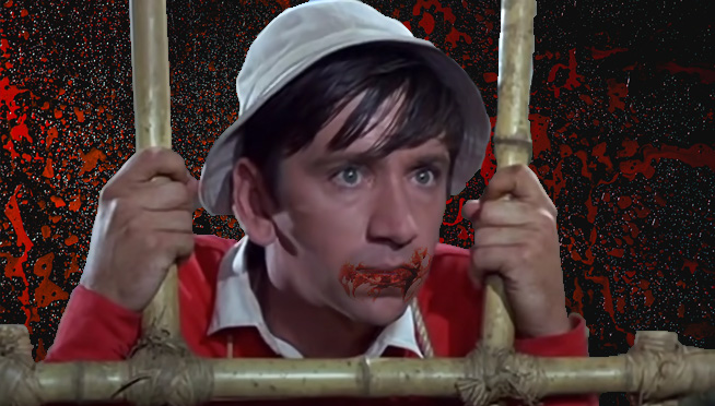 There's interest in making a Gilligan's Island where the castaways eat each other