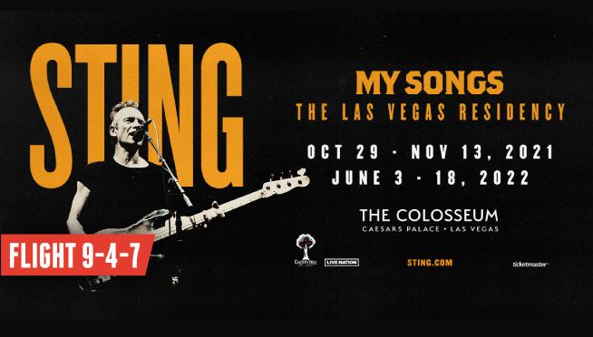 Flight 9-4-7: Sting in Las Vegas