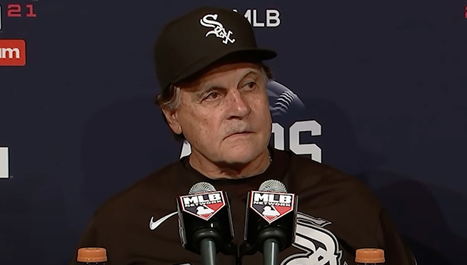 77-year-old Tony La Russa to return as White Sox Manager