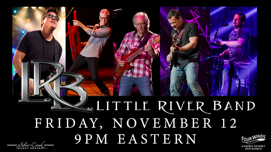 11/12/21 – Little River Band
