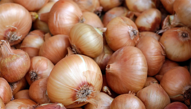 CDC says toss your onions NOW to avoid Salmonella