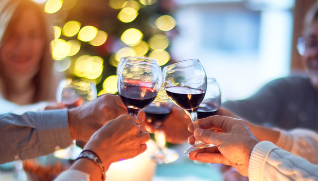 Alcohol Shortage is coming, just in time for the Holidays