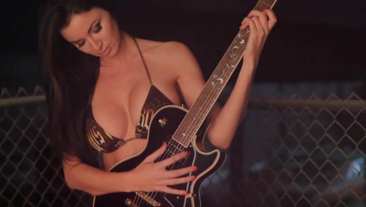 Rock Girl Calendar video for the month of May