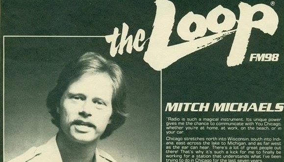 Disco Demolition memories and black Loop shirts: Mitch Michaels looks back