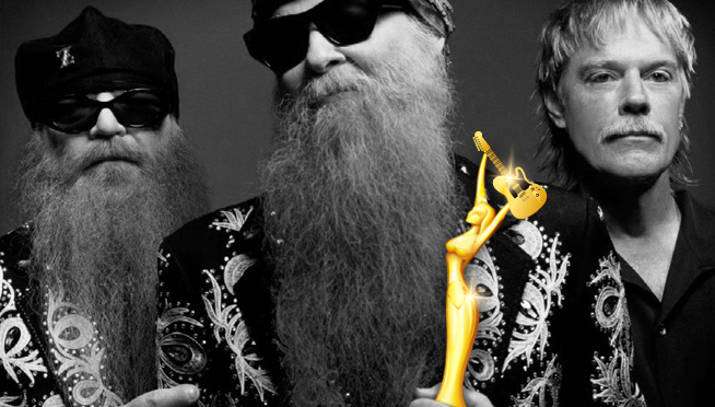 Loop Hall of Fame – ZZ Top (inducted 4/28/17)