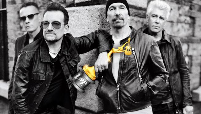 Loop Hall of Fame – U2 (inducted 5/12/17)