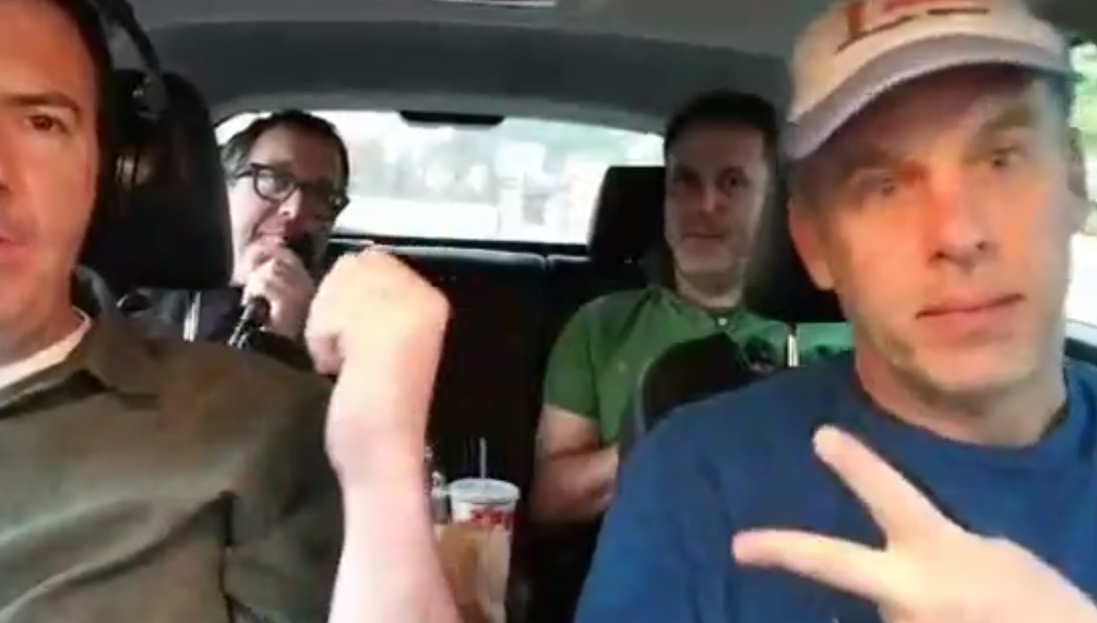 Hot Doug is the Alec Baldwin of Car Con Carne