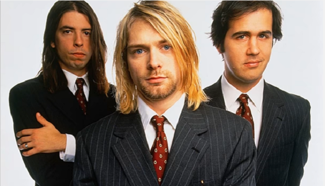 It was the album that started it all for Nirvana, and it's not the one you think