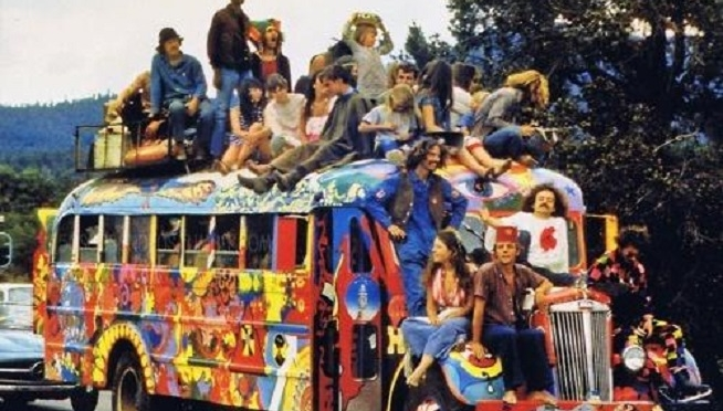 Love them or hate them, you have this festival to thank for hippies