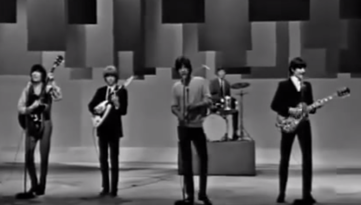 Rolling Stones pay tribute to Brian Jones (Loop Rock History)