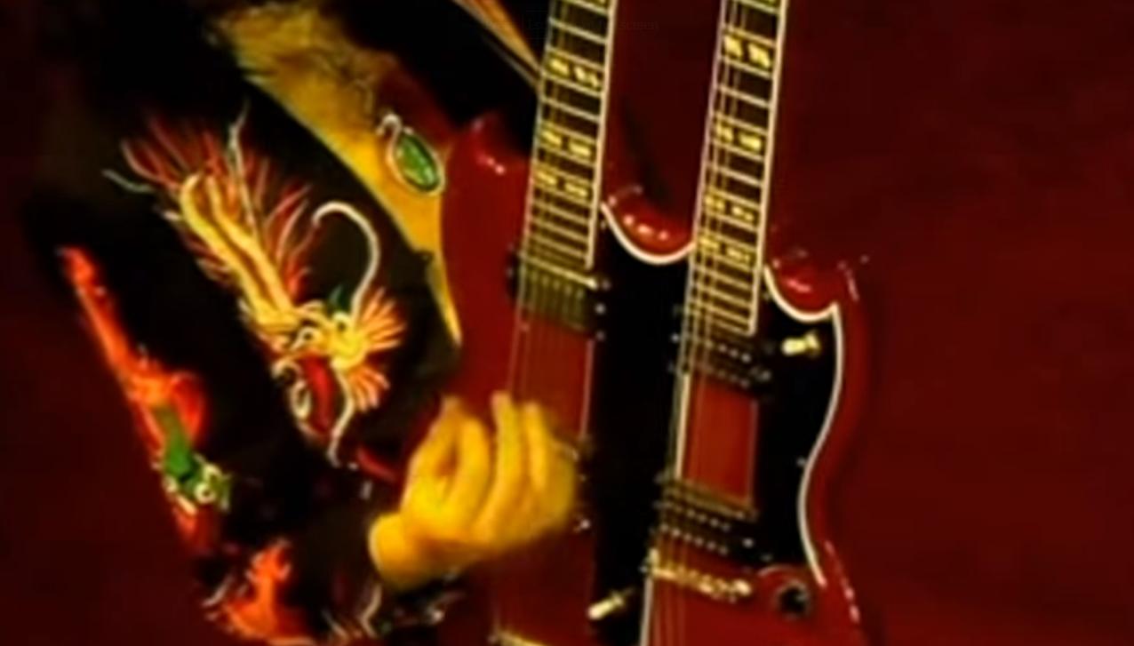Led Zeppelin plays last U.S. show (Loop Rock History)