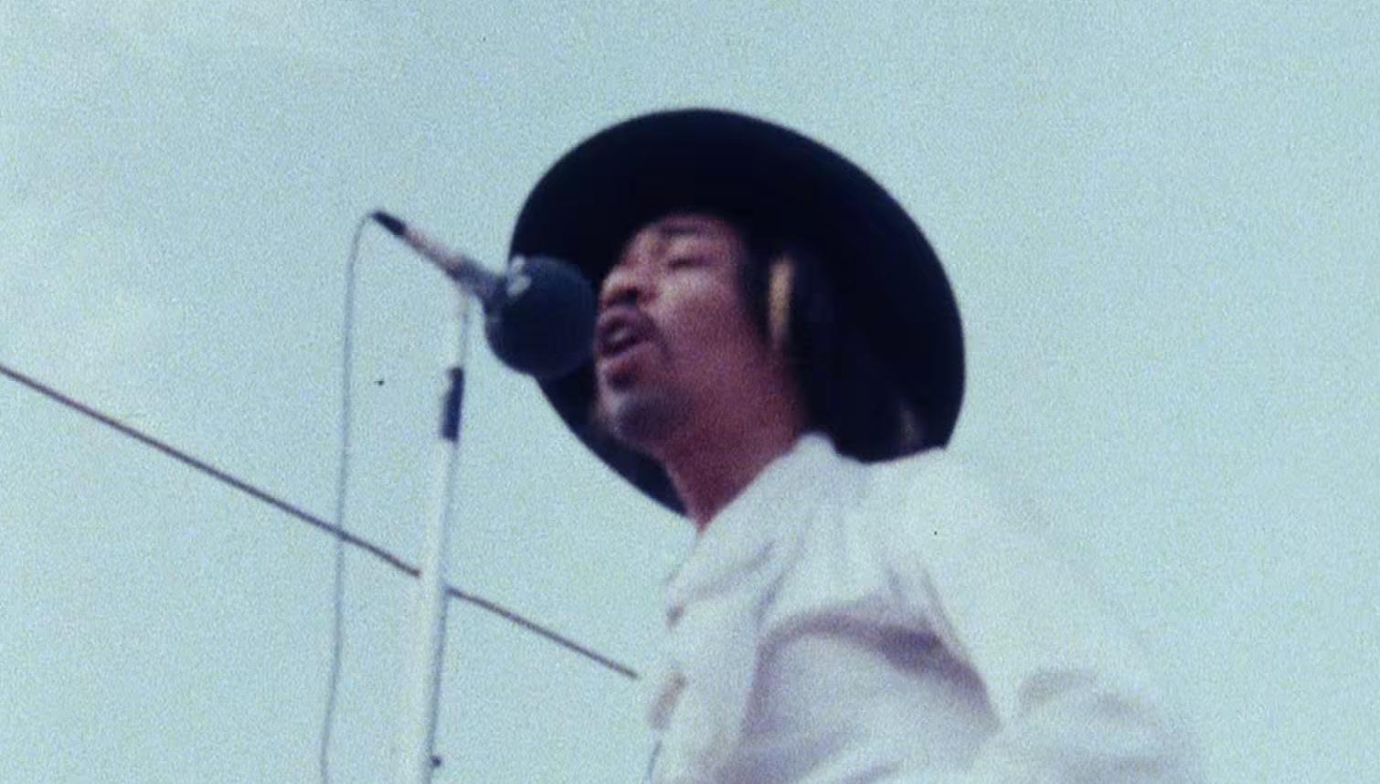 Hendrix got famous overseas first (Loop Rock History)