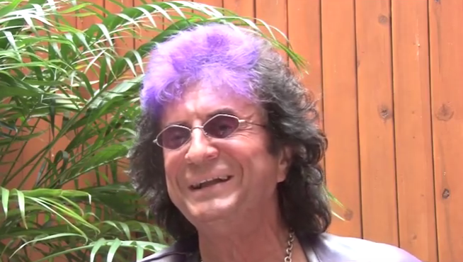 Jim Peterik joins Mancow!