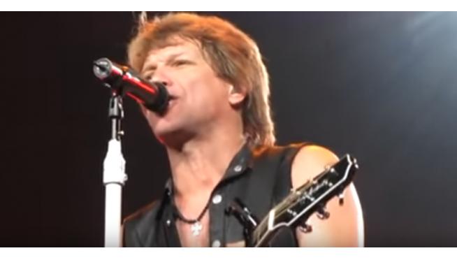 Bon Jovi's Back
