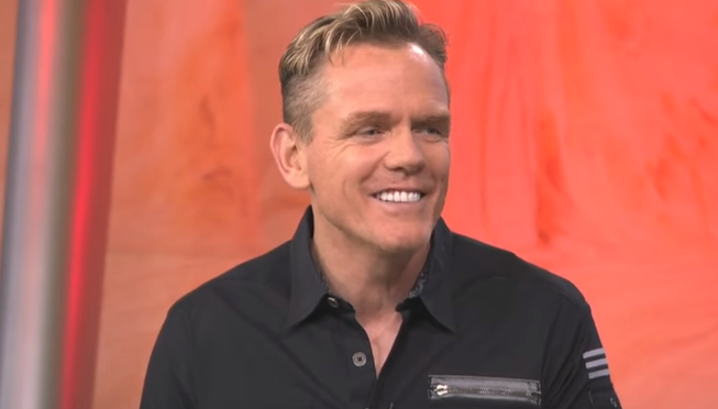 Christopher Titus joins Mancow!