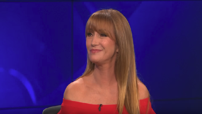 Jane Seymour joins Mancow!