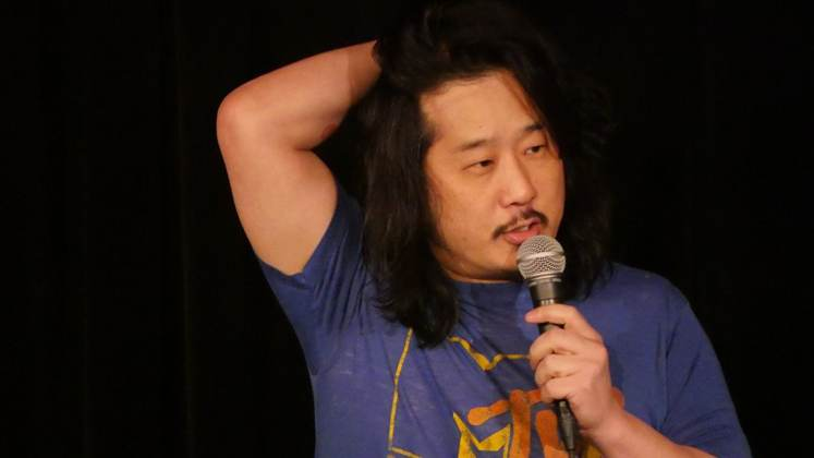Comedian Bobby Lee Joins The Mancow!