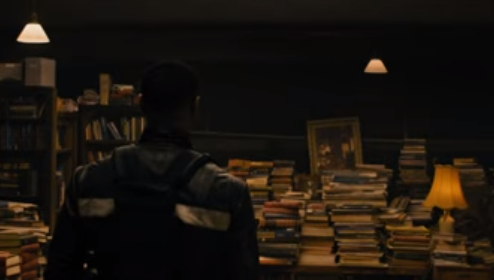 'Fahrenheit 451' trailer released