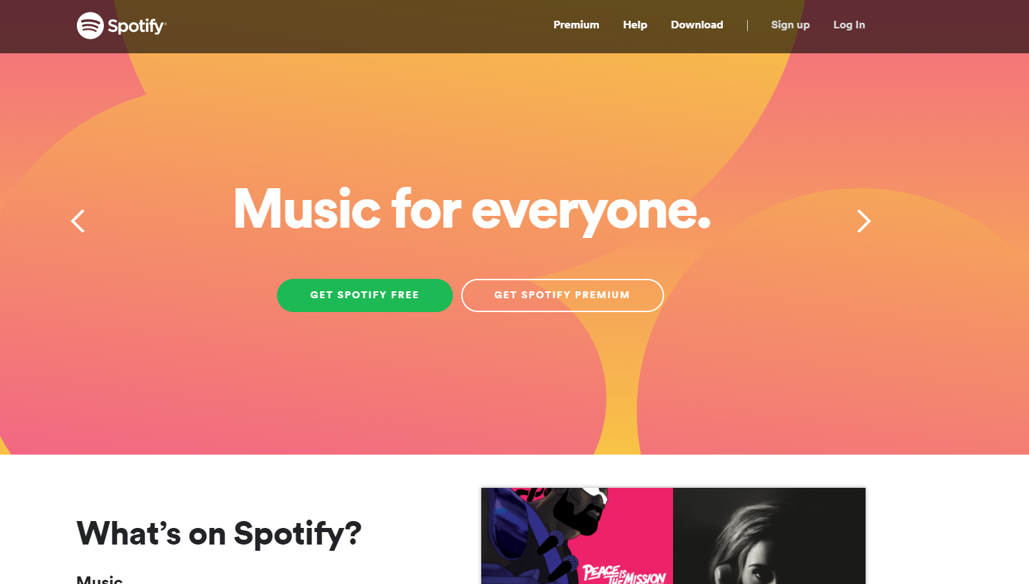 Spotify's going public
