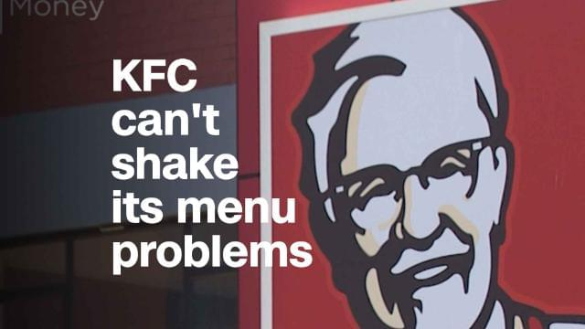 KFC facing gravy shortage in the UK