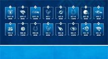 2017 Tennessee Titans Schedule