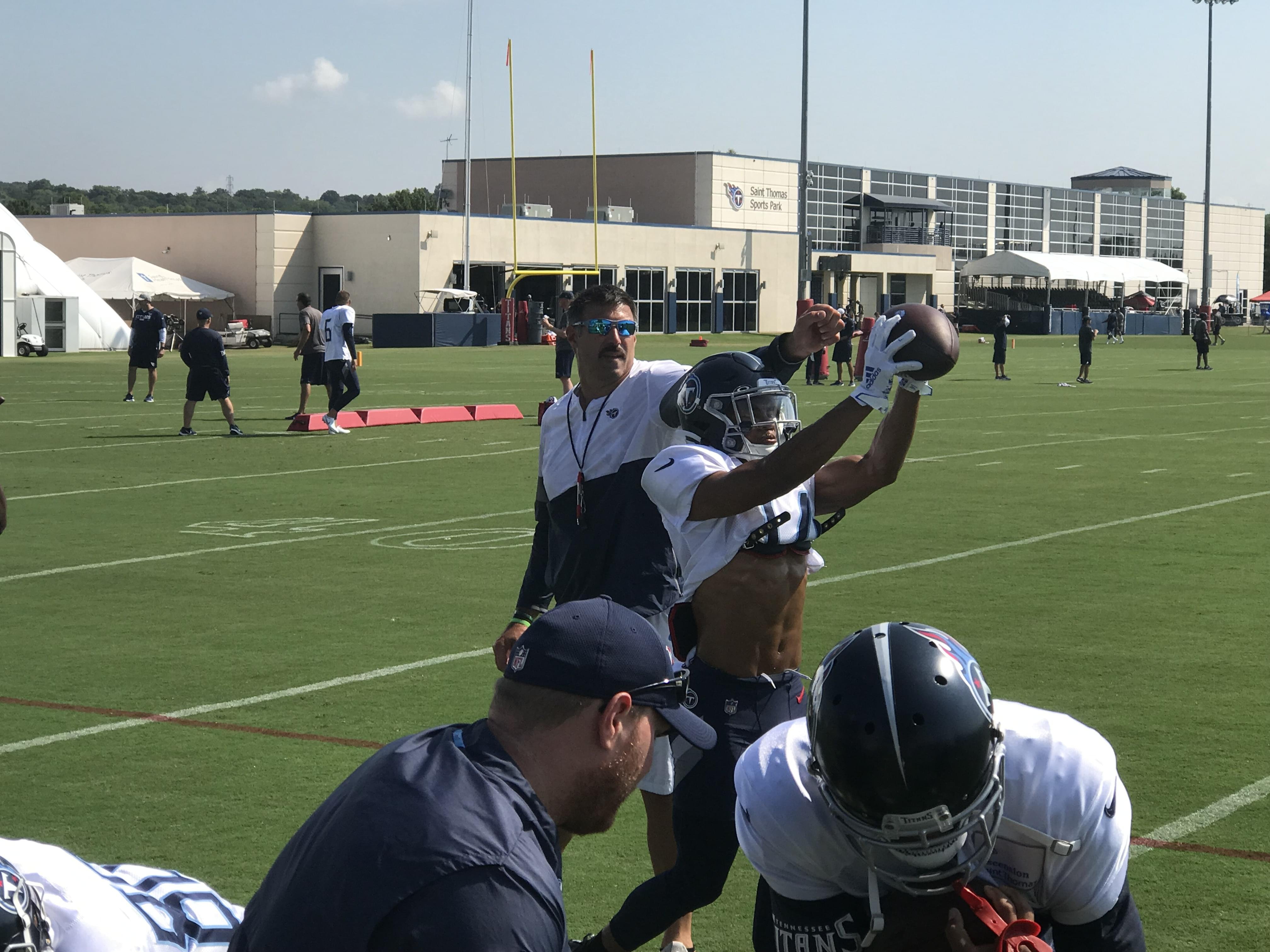 Training Camp Day 5: Takeaways