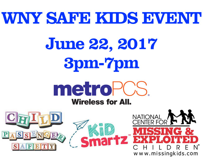 WNY Safe Kids Event