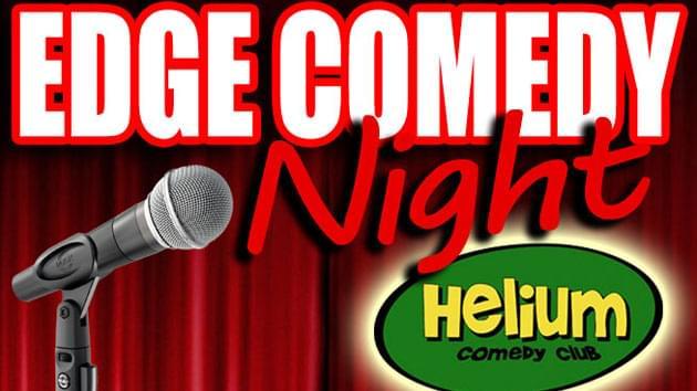 Edge Comedy Night | December 18th