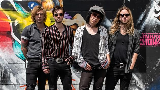 Pink Staircase Concert Series | The Struts | July 25th