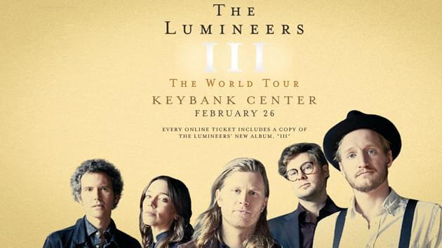 The Lumineers | February 26th