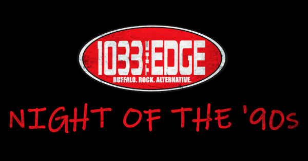 Night of the 90s: A 103.3 The Edge 25th Anniversary Event