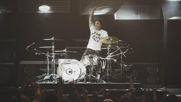 Travis Barker of Blink 182 Talks Creativity During Quarantine