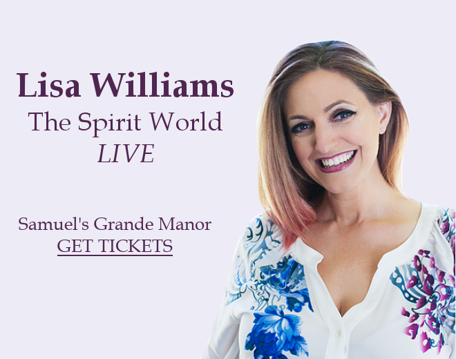 The Spirit World: Live with Lisa Williams – CANCELLED