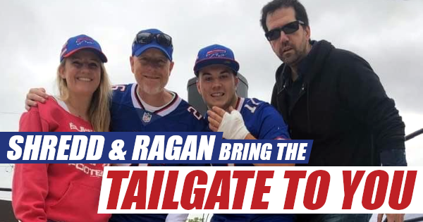 Shredd & Ragan Bring The Tailgate To You