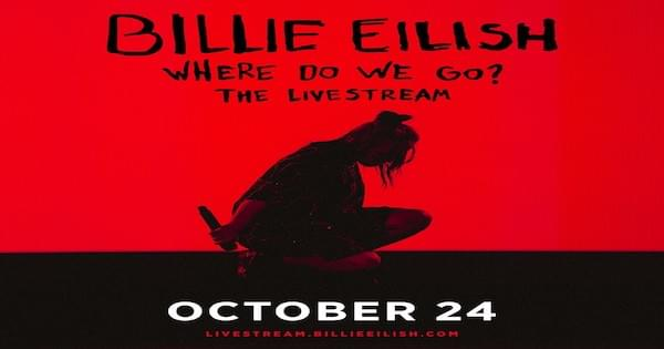 Billie Eilish Pay-Per-View Show