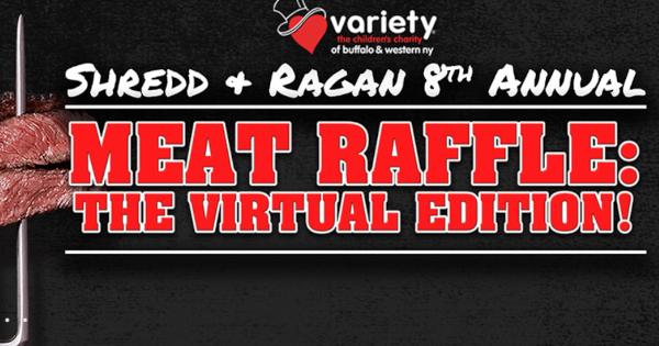 Shredd and Ragan Virtual Meat Raffle