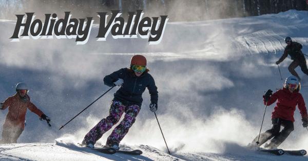 Win a Ski Getaway at Holiday Valley