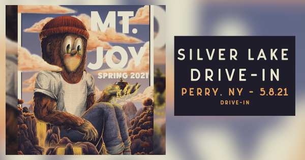 Mt. Joy to Perform Silver Lake Drive-In