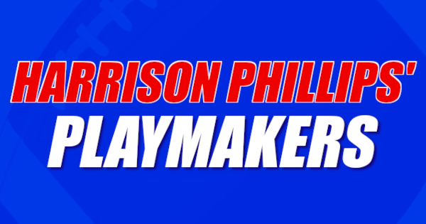 Support Harrison Phillips' Playmakers