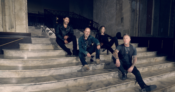 Metallica Celebrates Master of Puppets Anniversary