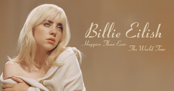 Billie Eilish at Key Bank Center
