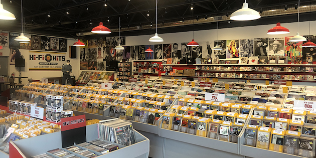 Record Store Day Weekend with Hi-Fi Hits