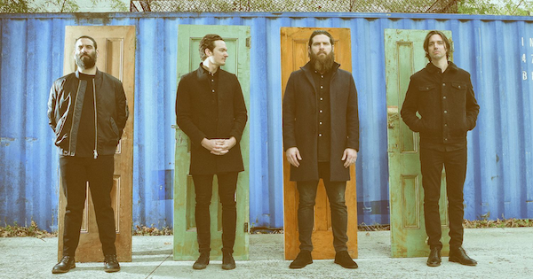 Manchester Orchestra at Buffalo River Works