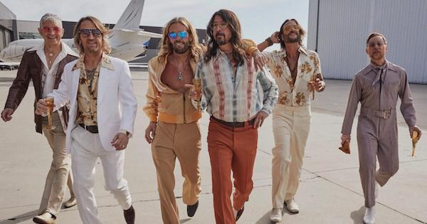 Foo Fighters Release Dee Gees Video