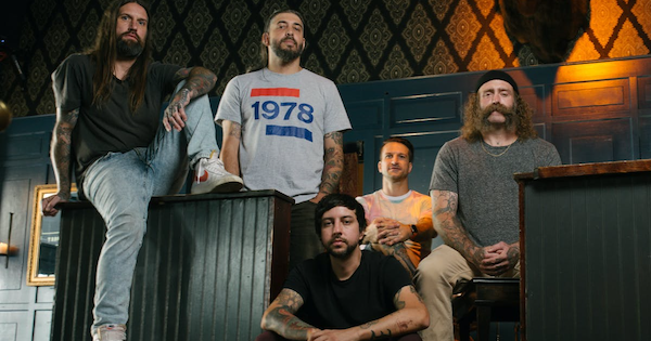 Every Time I Die Release New Video & Album Details